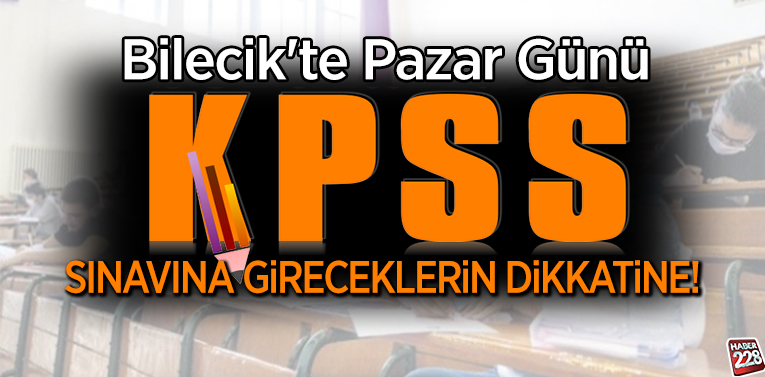 KPSS'ye Girecekler Dikkat!